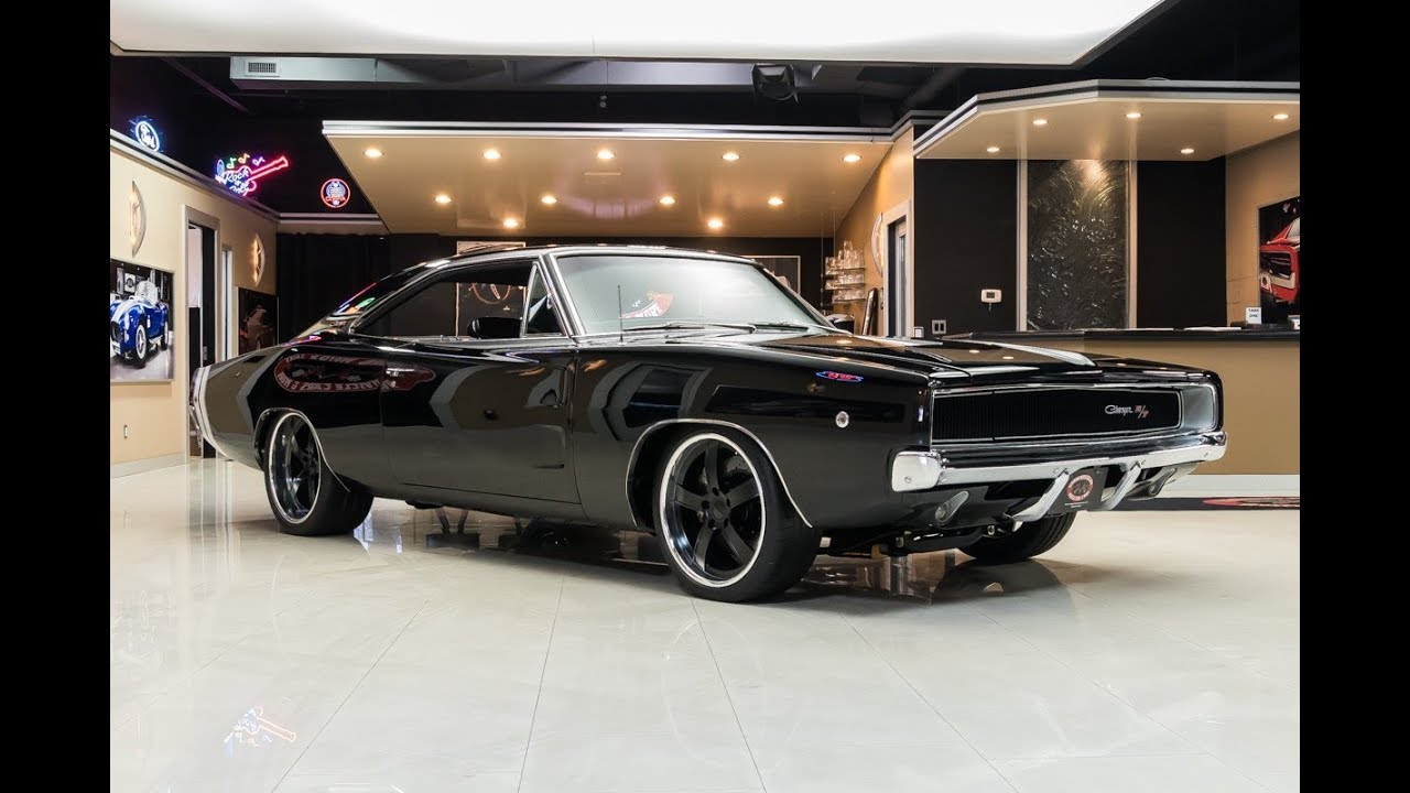 1968 Dodge Charger | Classic Cars for Sale Michigan: Muscle