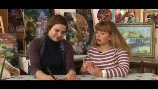 Вчимося вдома: малювання_Ранок на каналі UA: Житомир 19.11.18