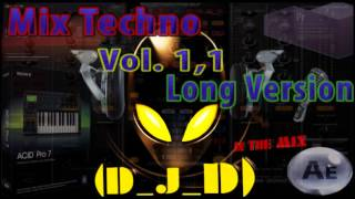 Mix Techno Vol 1,1 Long Version By (D_J_D)