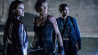 Resident Evil 6: O Capítulo Final - Trailer #2 HD Legendado [Paul W.S. Anderson]