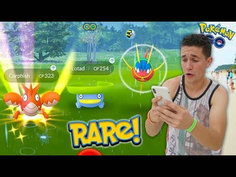 Download Youtube: CATCHING THE RAREST NEW POKÉMON IN GENERATION 3! HAPPY NEW YEARS FAM!
