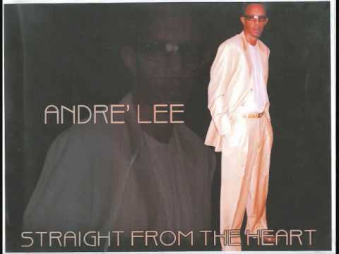 Andre' Lee singing I Found What I've Been Looking For
