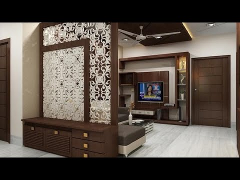 100 Modern Room Divider Ideas Living Room Partition Wall Design 2020 Youtube