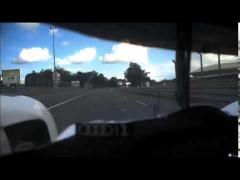 Audi R18 TDI @ Le Mans 2014 | Onboard + Pit! | Kristensen / Di Grassi