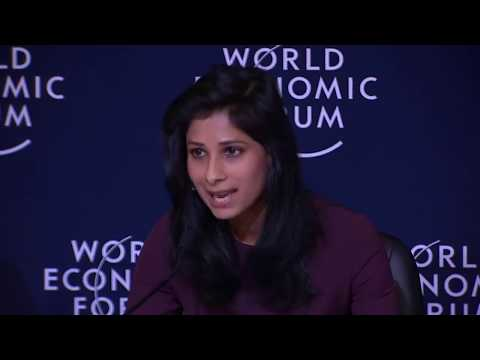 Davos 2019 - Press Conference: IMF World Economic Outlook