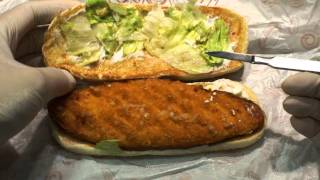 Лонг Чикен из Бургер Кинг (Burger King Long Chicken)