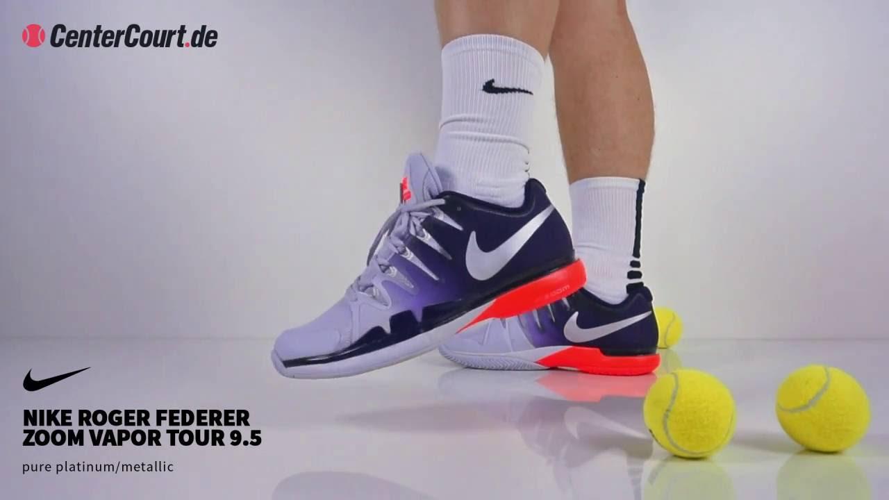 Nike Zoom Vapor Tour Roger Federer - Tennis Schuhe