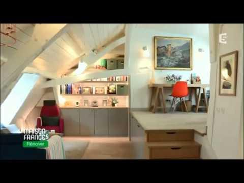 La maison france cinq renover de petits espaces lily taloni 29 avril 2015 - Youtube la maison france 5 ...