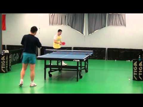 Kỹ thuật tập luyện của MALONG ( Đẩy chặn và giật bóng )