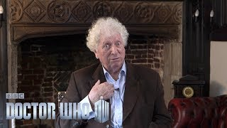 Happy Doctor Who Day from Tom Baker - Doctor Who Anniversary