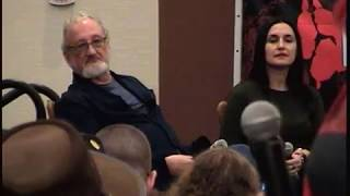A Nightmare On Elm Street Franchise Reunion Panel 2018 HorrorHound Weekend