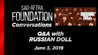 Q&A with RUSSIAN DOLL