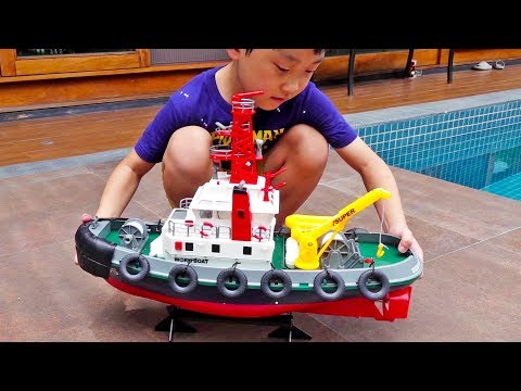 Boat Toys for
