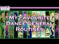 My TOP 128 Favourite Dance Central routines | 1k subs special