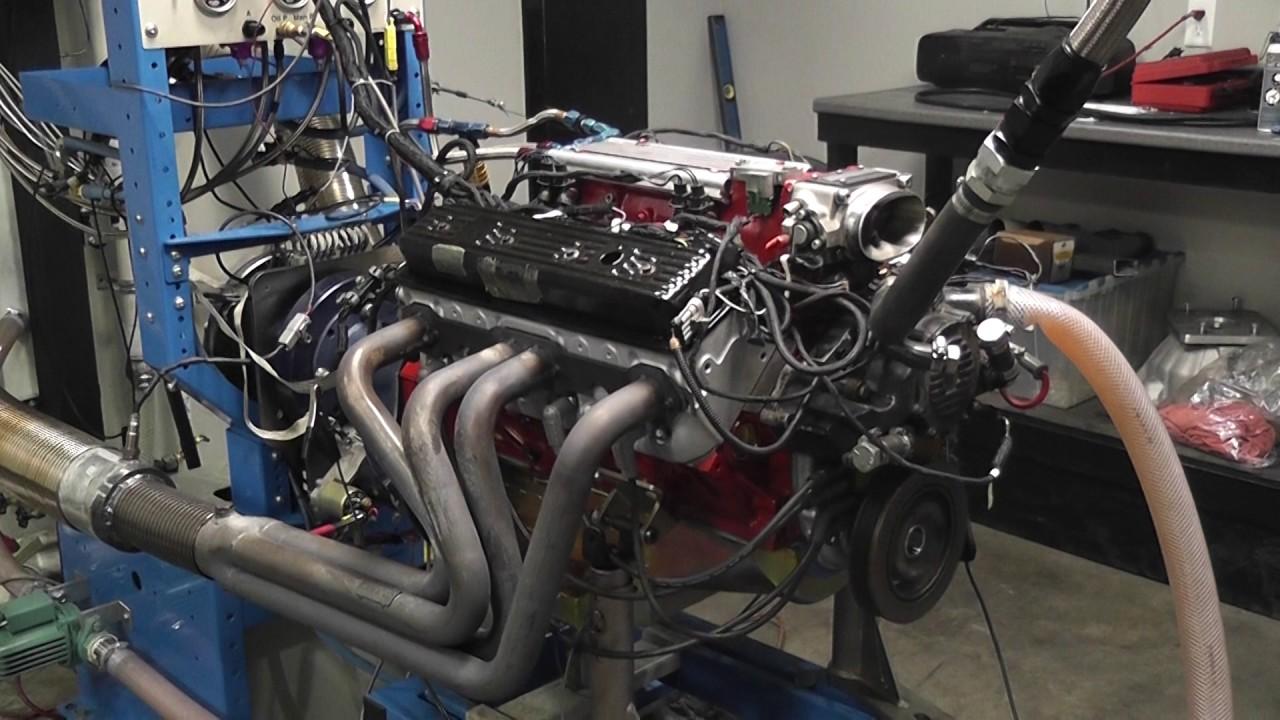 Golen Engine 383 LT1 for John Wadlegger