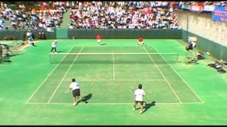 '07 全日本ソフトテニス選手権大会 男子準決勝 1-2 佐々木洋介 検索動画 12