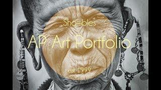 My AP Art Portfolio & Accepted College Portfolio (NYU, PARSONS, PRATT, USC, SVA, & SAIC)