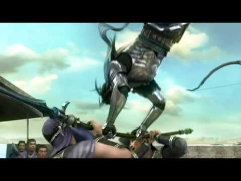 Dynasty  Warriors 6 English Opening