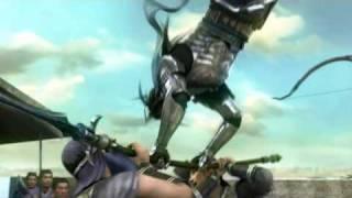 Dynasty  Warriors 6 English Opening