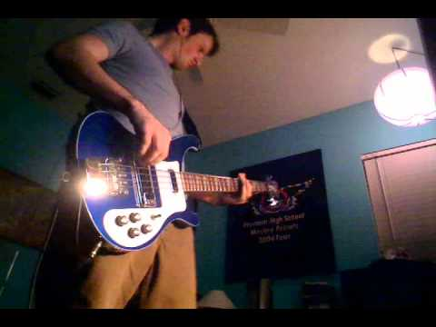 Taylor Swift- Sparks fly Bass Cover