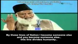 Standing for National Anthem is Shirk - Dr. Israr Ahmad