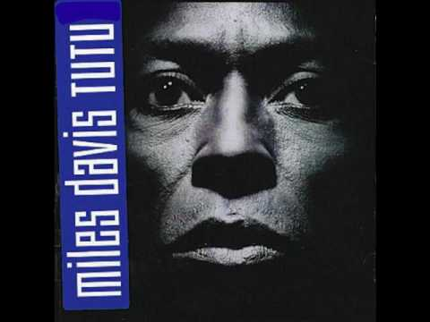 Miles Davis' collaboration with Marcus Miller, Tutu.