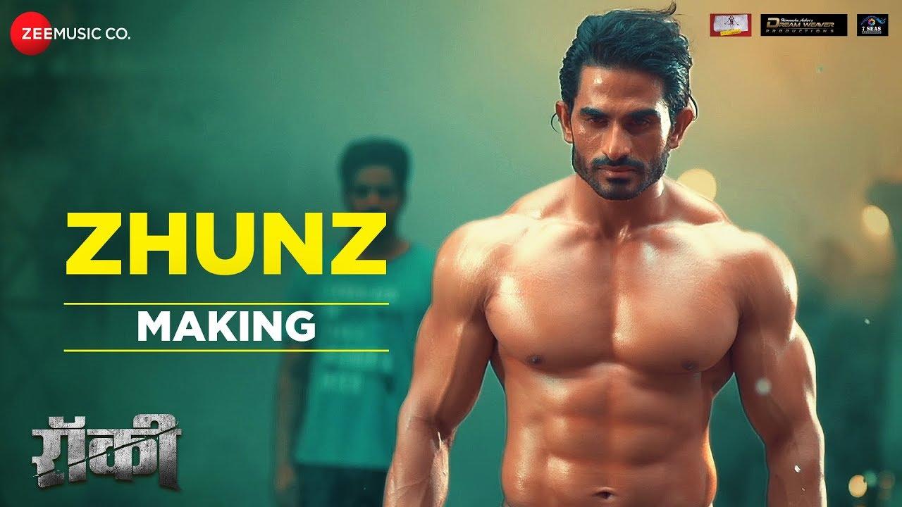 Download Zhunz - Making | Rocky | Sandeep Salve, Santosh Juvekar & Shashikant Kerkar | Geet Sagar