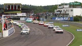 Porsche Carrera Cup GB 2019 - Rounds 9 & 10 - Thruxton