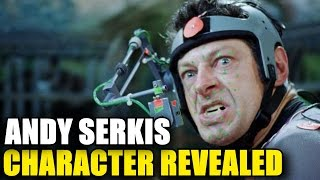 Nerf Herders Podcast #16: Andy Serkis' STAR WARS: The Force Awakens Character Revealed!