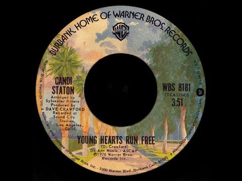 Candi Staton ~ Young Hearts Run Free 1976 Disco Purrfection Version