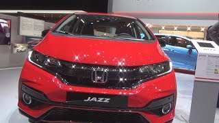 Honda Jazz 1.5 i-VTEC Dynamic (2018) Exterior and Interior