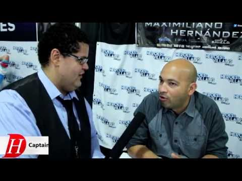 Exclusive Interview with Maximiliano Hernández