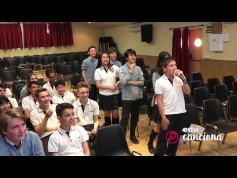Proyecto EduCanciona 2017 en ESO - Educación Musical (Proyecto LegamArte)