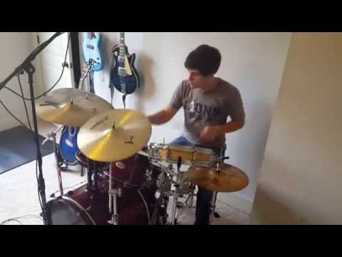How to play in the air tonight by phil collins funnycat tv - Zz top la grange drum cover ...