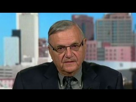 Sheriff Arpaio on the crime rate among illegal immigrants