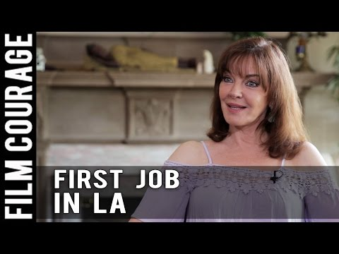 First Acting Job In Los Angeles And How It Almost Didn't Happen by Robin Riker