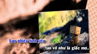Nơi Anh Không Thuộc Về -365DaBand [Karaoke]