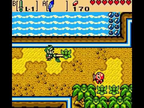 Game Boy Color Longplay [026] The Legend of Zelda: Oracle of Ages (Part 2 of 2) Linked