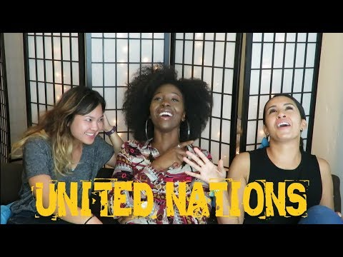 THE U.N TALKS RACE | COLORISM, INTERRACIAL DATING, LATINO VS HISPANIC, AFRO LATION,, ASIAN QUIZ