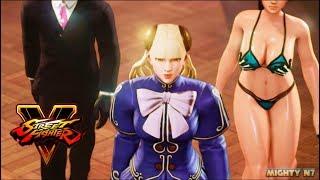 Street Fighter 5 Ingrid costume + alternate