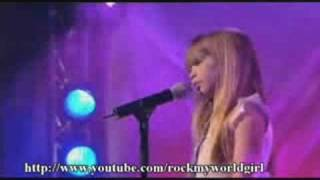 Connie Talbot - Three Little Birds - live on GMTV