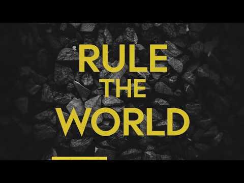 ZAYDE WOLF - RULE THE WORLD (Lyric Video)
