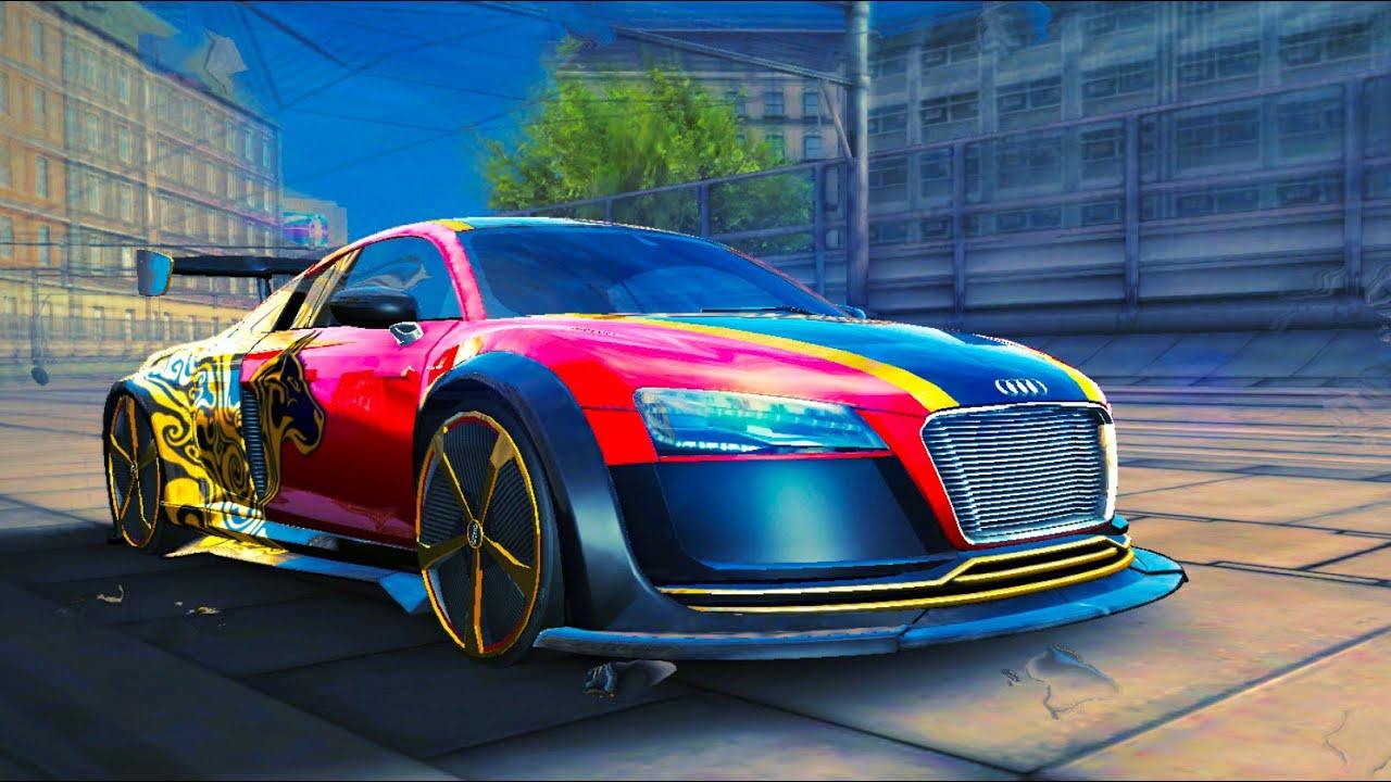 Asphalt 8 Audi R8 E Tron Se First Look First Id