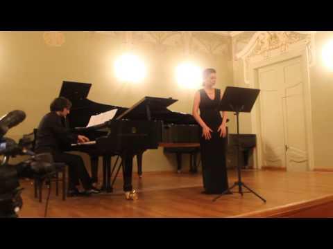 Alban Berg  - Nacht - Megi Chikhradze
