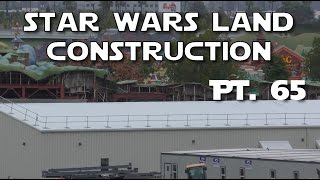Star Wars Land  - What's going on with Warehouse 13? - Pt. 65 | 12-31-16