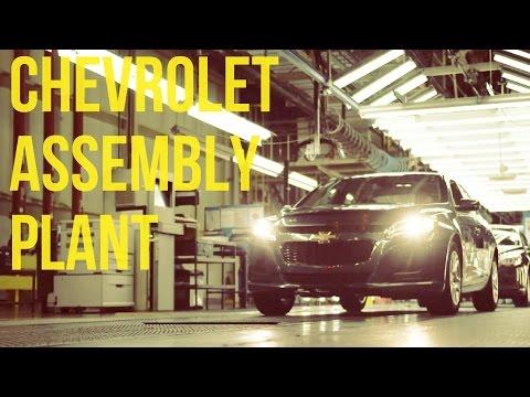 Chevrolet Kansas Assembly Plant