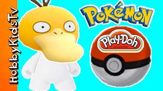 Pokemon Extravaganza with Color Blanks