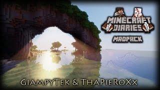Minecraft DIARIES ep.1  - In onore dei vecchi tempi