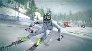 Vancouver 2010 Official video game of the winter Olympics [HD]  trailer #1