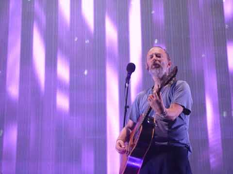 Radiohead - Karma Police (Farewell Only) @ TD Garden, Boston 7/28/18